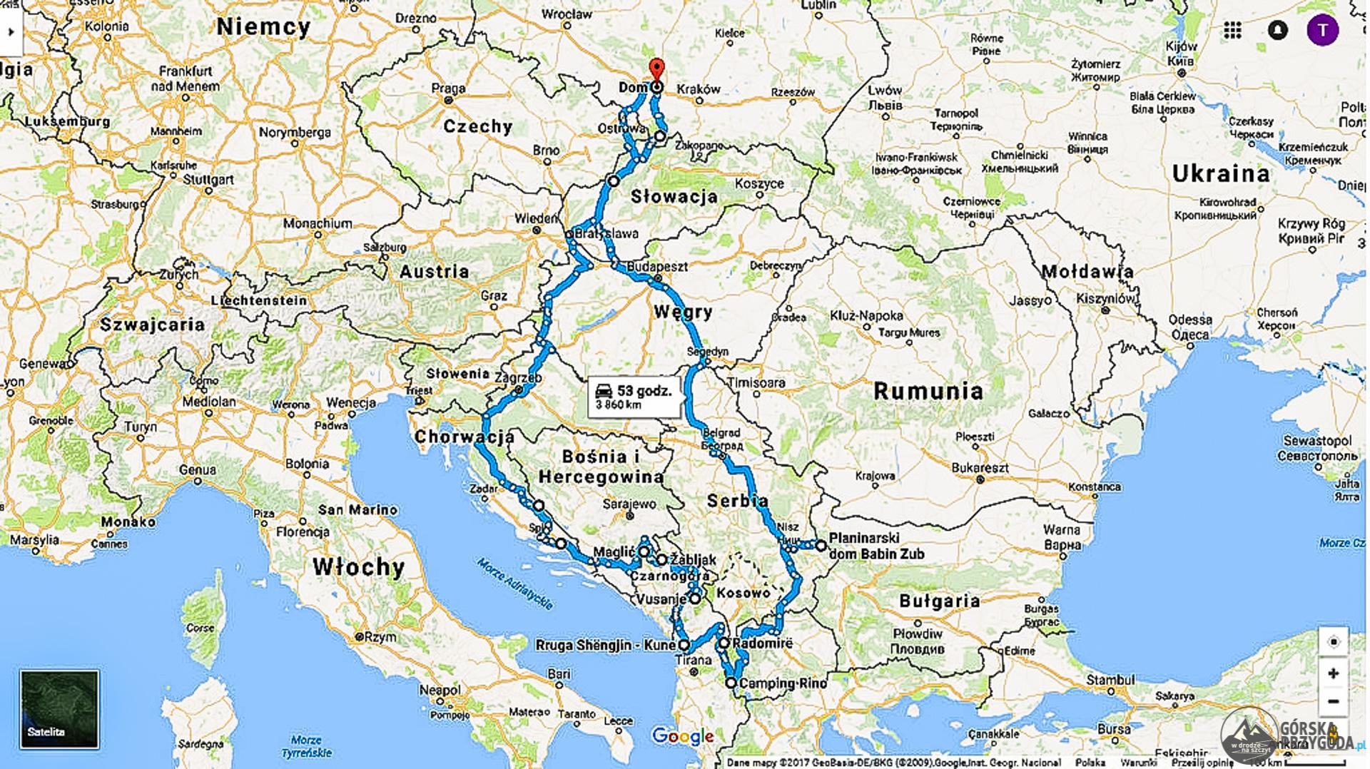 Dinara Najwyzszy Szczyt Chorwacji Korona Europy