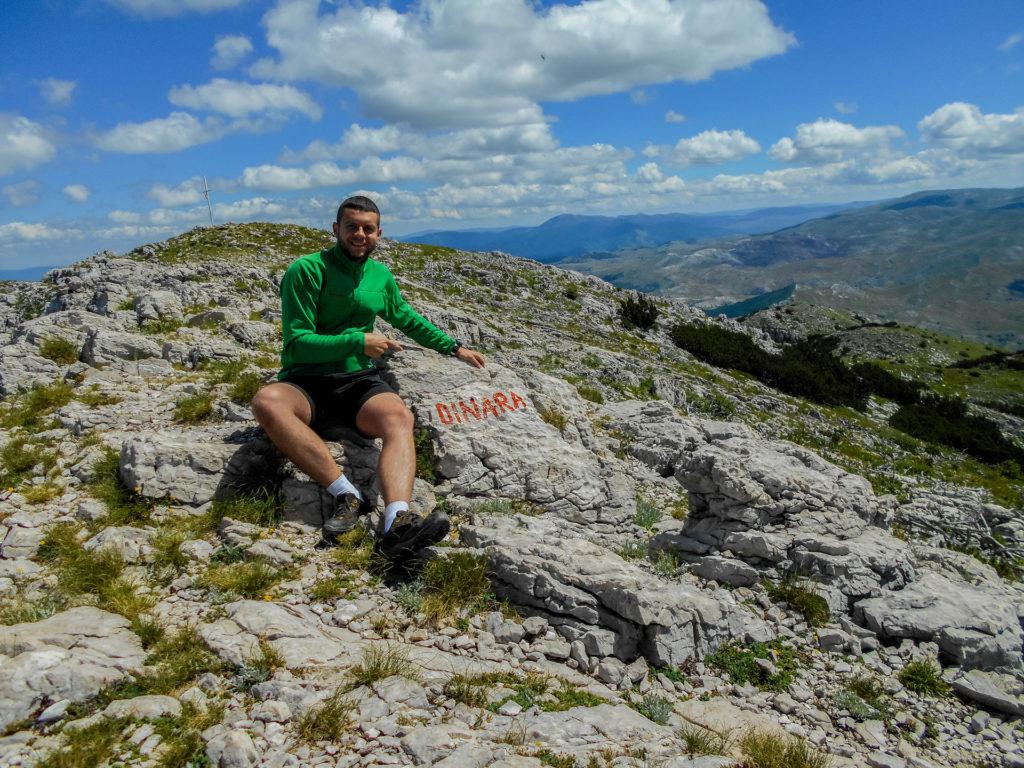 Dinara Góry Dynarskie Bałkany
