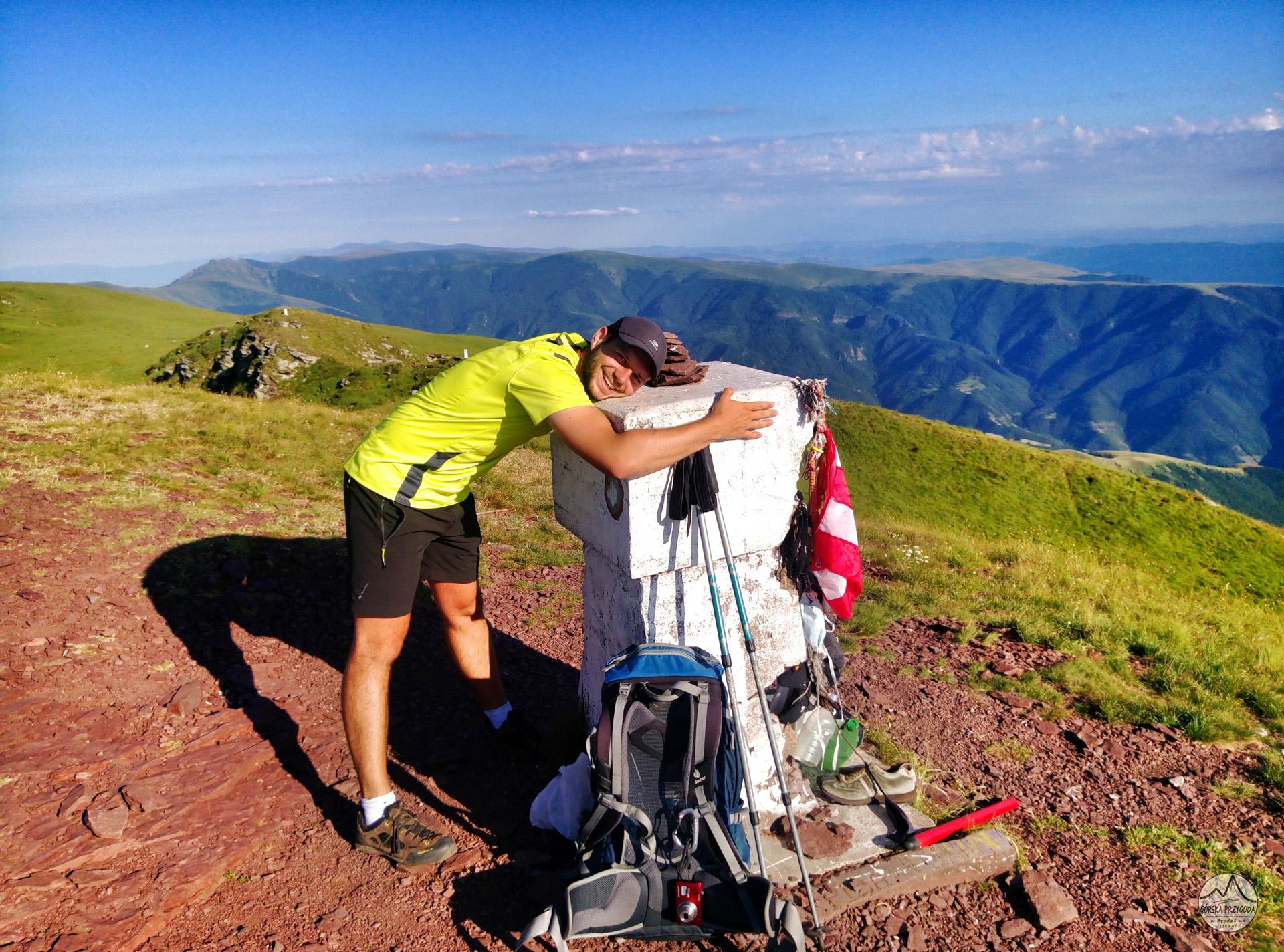 Midżur! Ostatni szczyt podczas Balkan Trip 2017