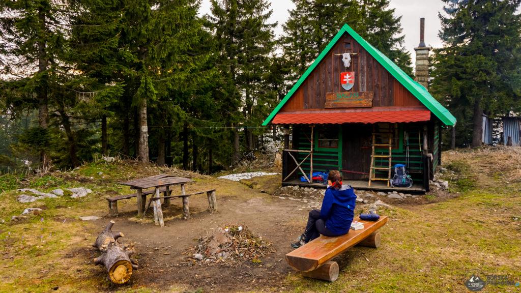 Wielka Fatra – Svrčnicke Sedlo – chata pod Suchym Wierchem