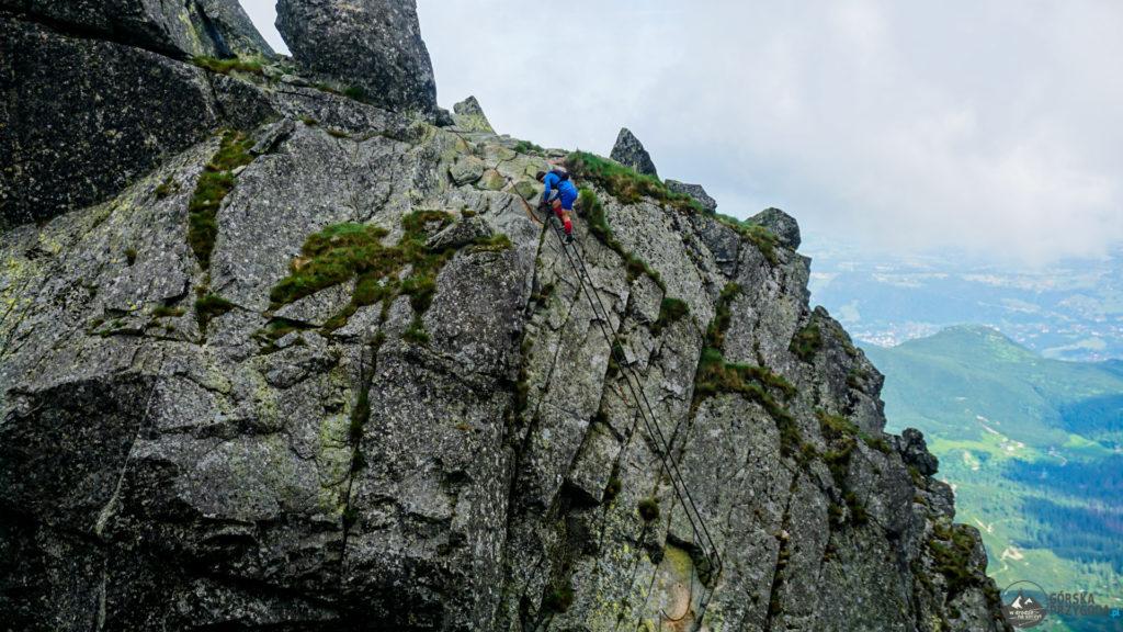 Orla Perć – podniebny spacer na 2000 m npm