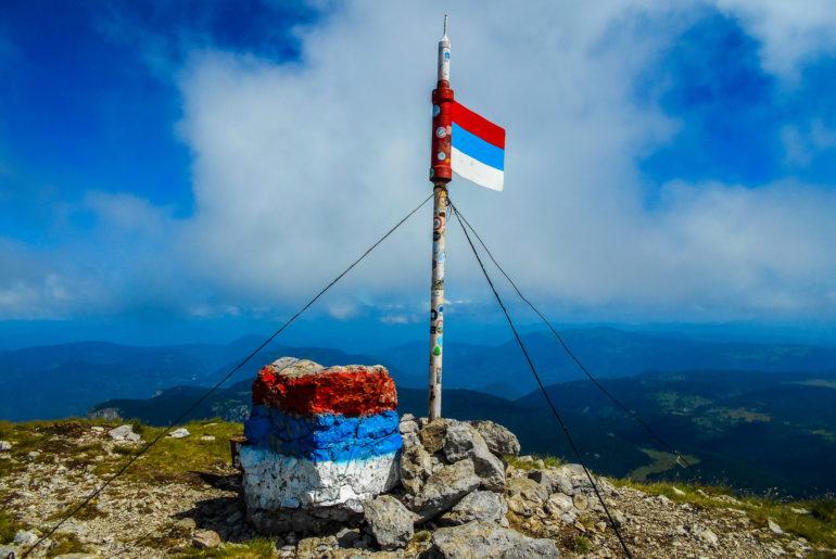 Maglić najwyższy szczyt Bośni i Hercegowiny