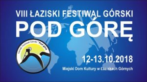 "Łaziski Festiwal Górski ""Pod górę"""